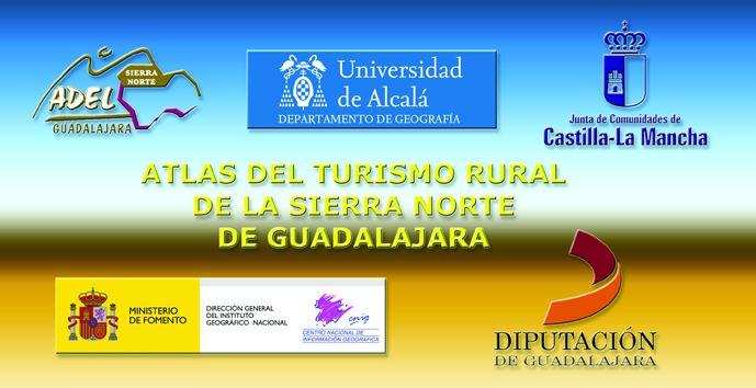 Atlas del Turismo Rural de la Sierra Norte de Guadalajara