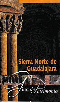 Portada de la Guia del Patrimonio de la Sierra Norte de Guadalajara
