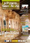 Portada del Numero 1 de la Revista La Pizarra de la Sierra Norte