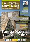 Portada del Numero 2 de la Revista La Pizarra de la Sierra Norte