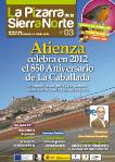 Portada del Numero 3 de la Revista La Pizarra de la Sierra Norte
