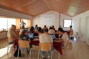 Curso de nuevas tecnologias en Tamajón
